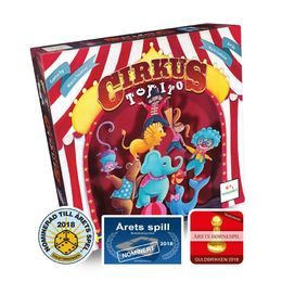 Cirkus Topito (FIN/SWE/DEN/NOR)