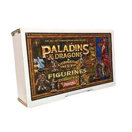 Dungeon Twister: Paladins & Dragons figures 1  Gre