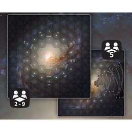 Eclipse - 2nd Dawn: Playmat