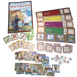 Nations - The Dice Game: Unrest