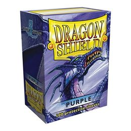 Dragon Shield Purple 100pcs