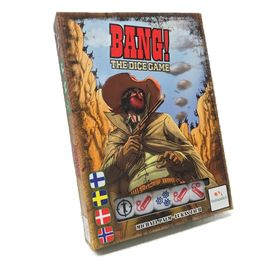 Bang! Dice Game (Nordic)