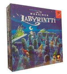 Maaginen Labyrintti (Magic Labyrinth)