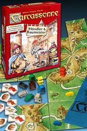 Carcassonne Traders & Builders (FIN)