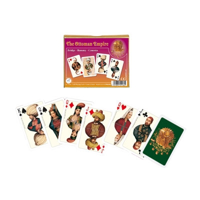 Playing Cards - 2*bridge, The Ottoman Empire (211655)