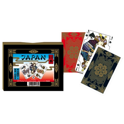 Playing Cards - 2*bridge, Japan (Piatnik 214349)