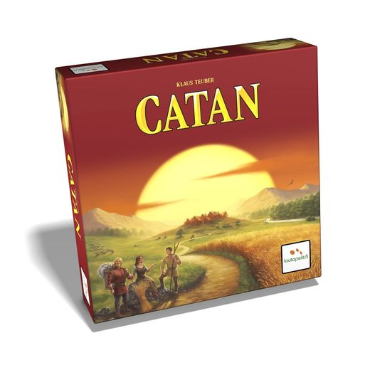 Catan - base game (SWE)