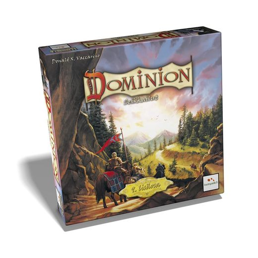 Dominion - Adventures (FIN)
