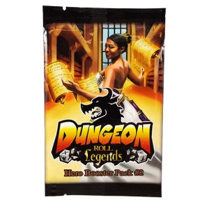 Dungeon Roll: Legends Hero Booster Pack 2