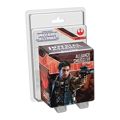 Star Wars - Imperial Assault Alliance Smugg.