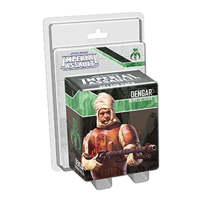 Star Wars - Imperial Assault Dengar