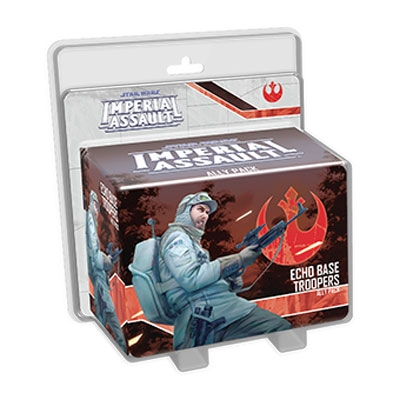 Star Wars - Imperial Assault Echo Base Troop