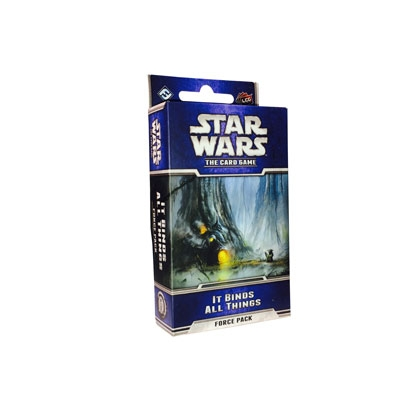 Star Wars LCG - It Binds All Things