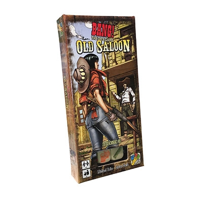 Bang! - The Dice Game Old Saloon (ENG)