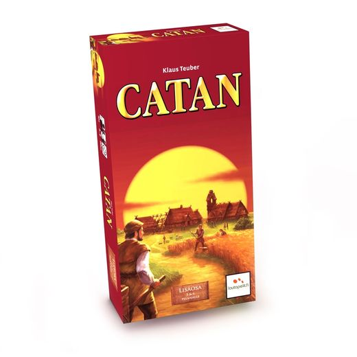 Catan, 5-6 player expansion (FIN)