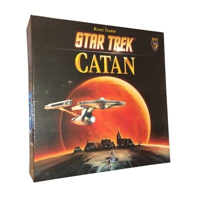 Catan, Star Trek