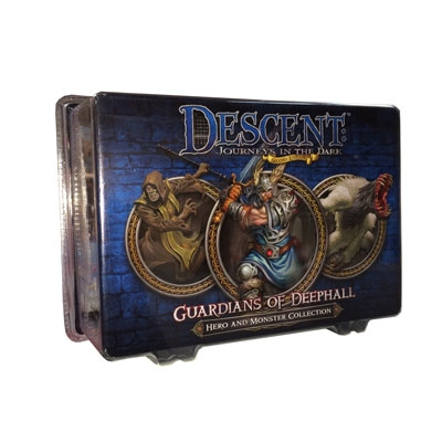 Descent: Guardians of Deephal (Hero&Monster)