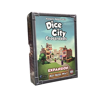 Dice City: Crossroads