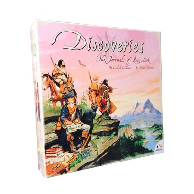 Discoveries - Journals of Lewis & Clark