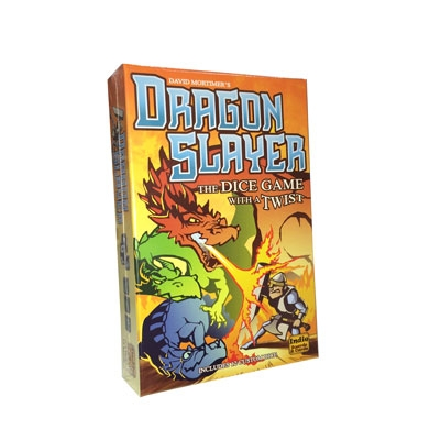 Dragon Slayer Dice Game