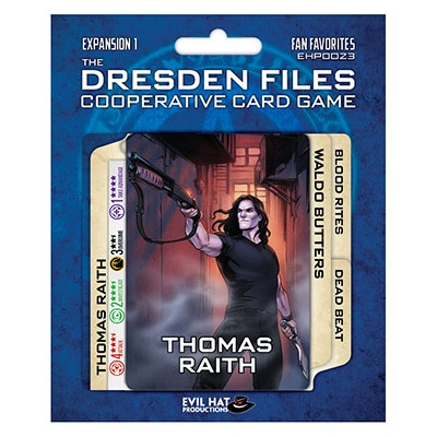 Dresden Files: Expansion 1 Fan Favourites