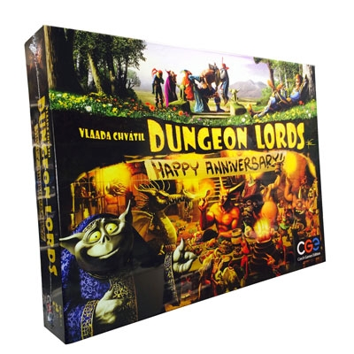 Dungeon Lords Happy Anniversary XXL