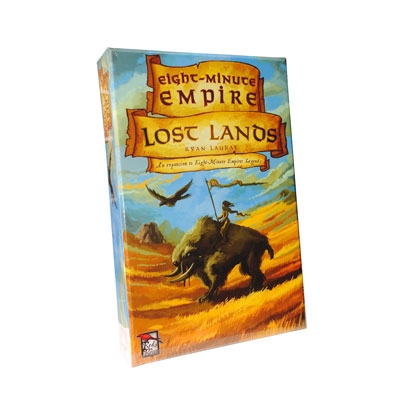 Eight Minute Empire - Legends: Lost Lands