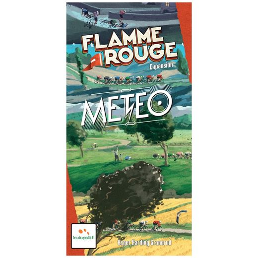 Flamme Rouge - Meteo (expansion)