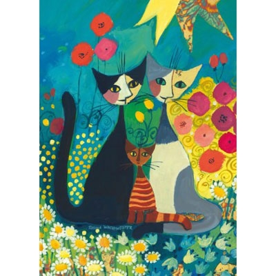 Rosina Wachtmeister - Flowerbed 29616