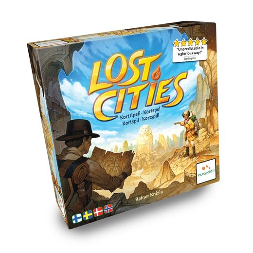Lost Cities (Nordic)