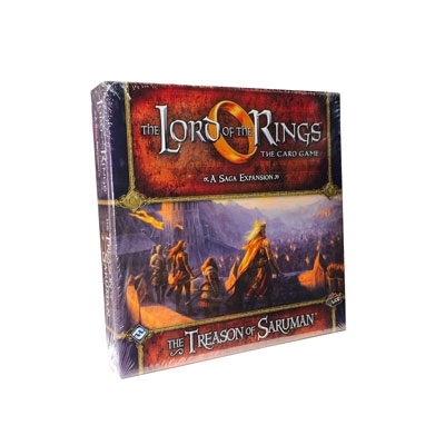 Lord of the Rings LCG -- Treason of Saruman