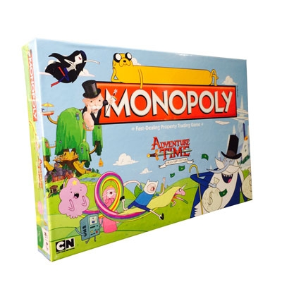 Monopoly, Adventure Time