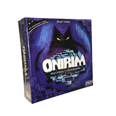 Onirim 2nd edition