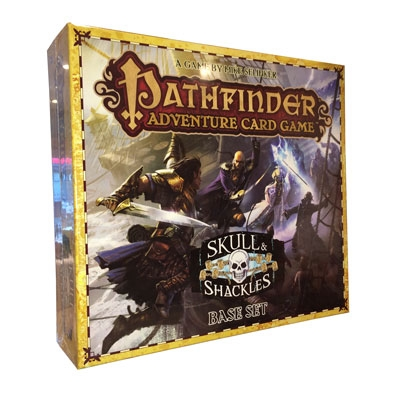 Pathfinder: Skull & Shackles Base Set