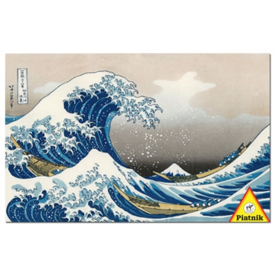 Hokusai - The Great Wave 569845