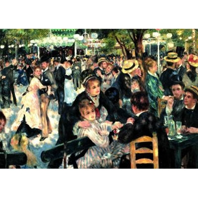 Renoir - Dance at Le Moulin de la Galette 539244