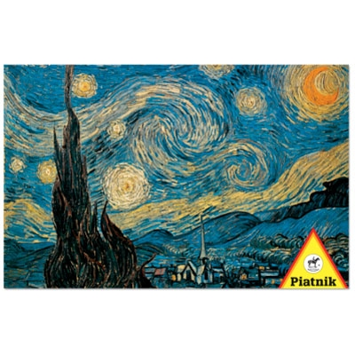 Van Gogh - Starry Night 540363