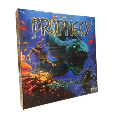 Prophecy: Expansion 2 Water Realms