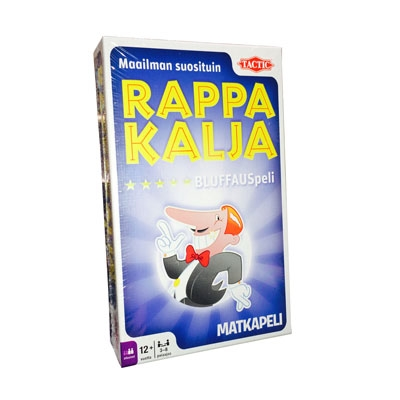 Rappakalja travel (FIN)
