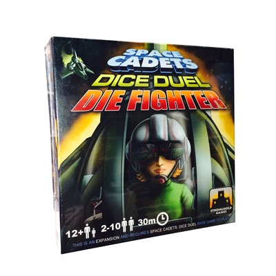 Space Cadets: Dice Duel Die Fighter Exp