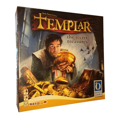Templar, the Secret Treasures