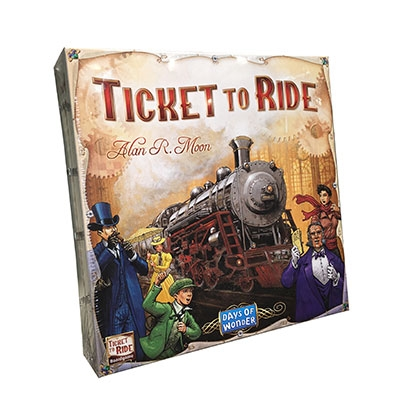 Ticket to Ride (Nordic)
