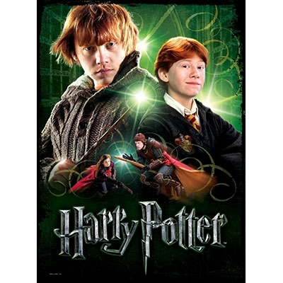 Harry Potter Poster Puzzle: Ron Weasley 05004
