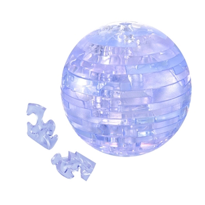 3D Crystal puzzle: Earth