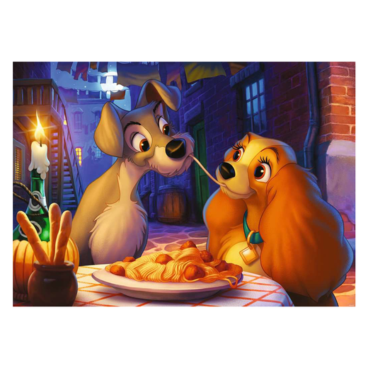 Disney - Lady and the Tramp 139729