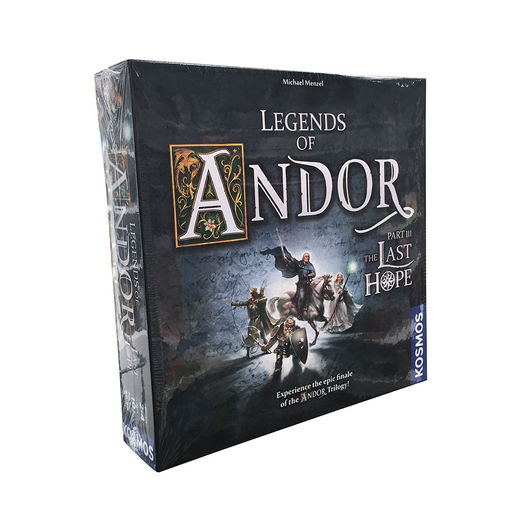 Legends of Andor: The Last Hope exp. (ENG)