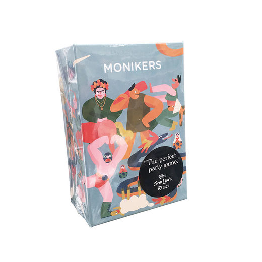 Monikers (ENG)