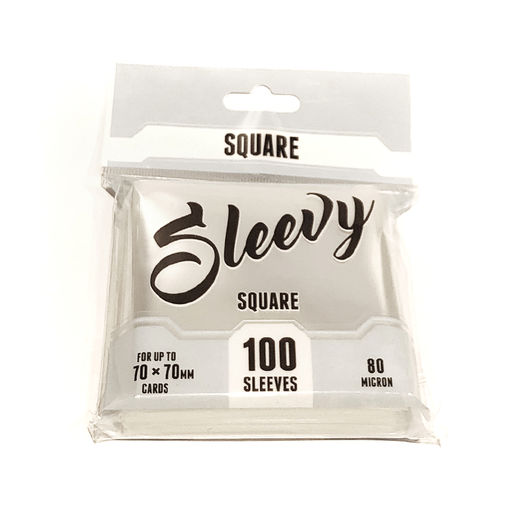Board Game Sleeve SQUARE (Sleevy)