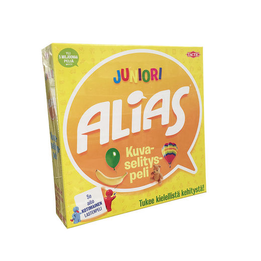 Alias Junior (FIN)