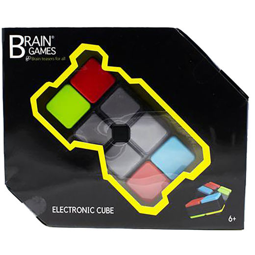 Brain Games Electronic Cube